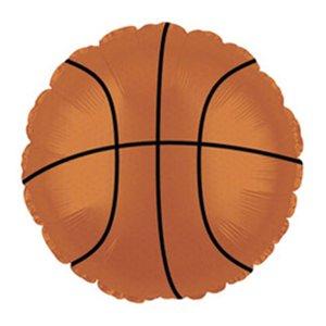 Круг, Баскетбольный мяч, Коричневый CTI