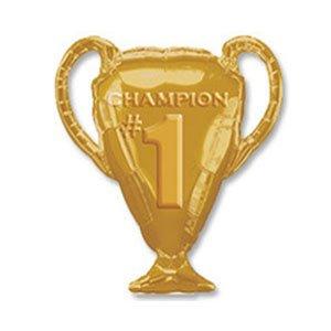 Фигура Кубок чемпиона золотой