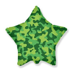 Шар Звезда Камуфляж (Браво)