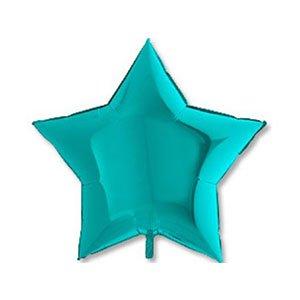 Шар звезда пастель ТиффаниTiffany