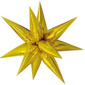 Звезда составная, Золото