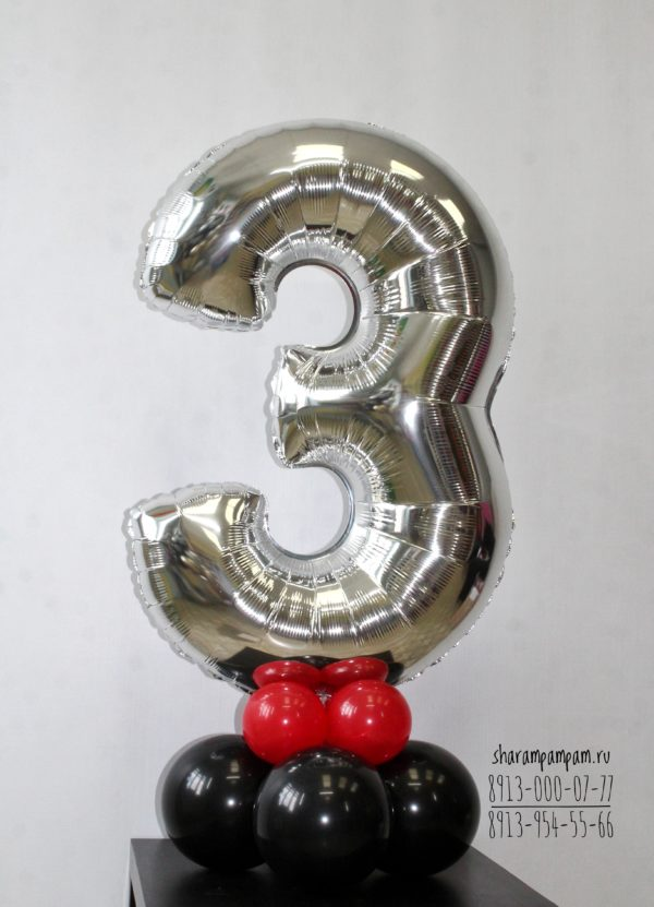 Цифра на простой сойке 5
