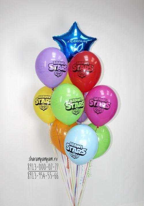 Композиция Brawl Stars (Бравл Старс)(3)