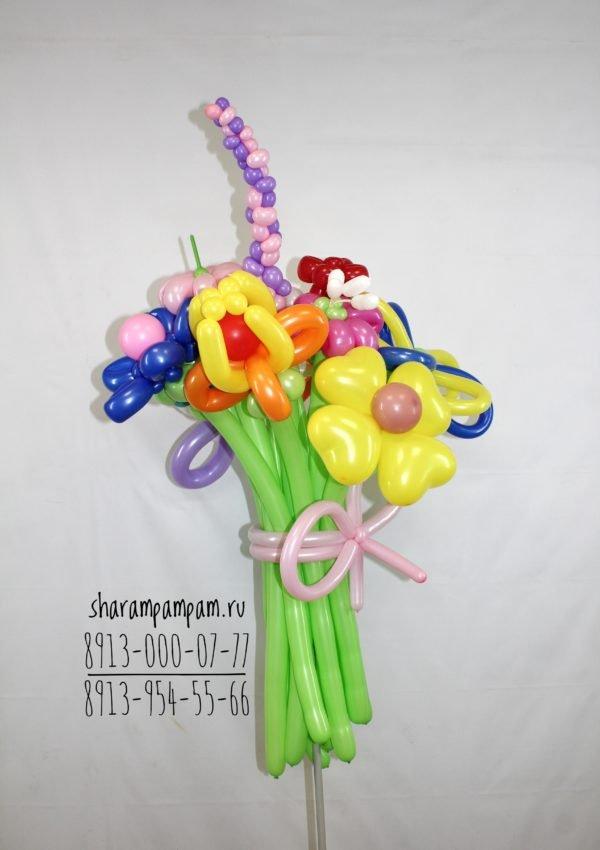 Полевые цветы1