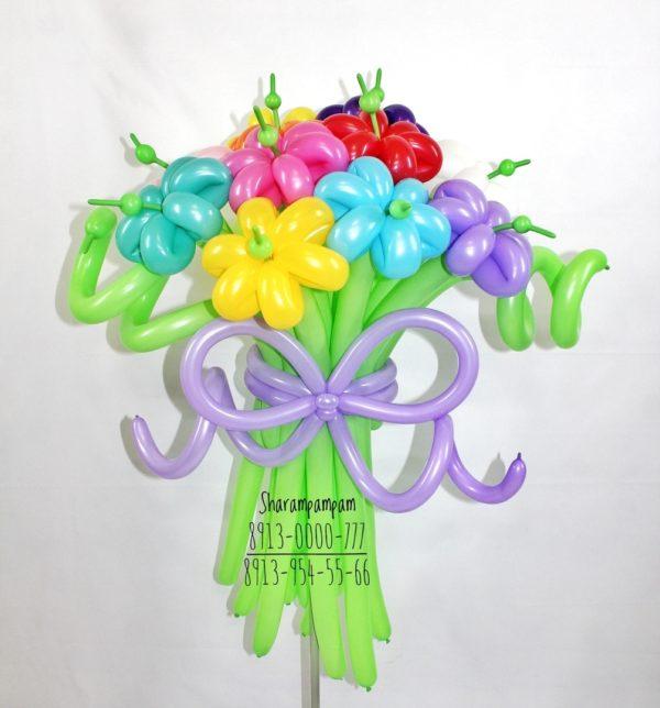 Букет Многоцветие