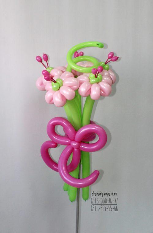 Букет нежных цветов1