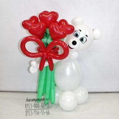 Фигура Белый мишка