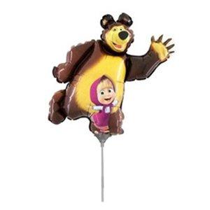 Минифигура Маша и Медведь