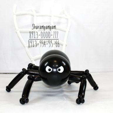 Фигура Паук с паутиной