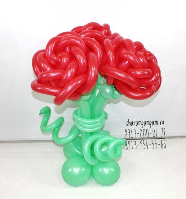 Букет Не миллион алых роз