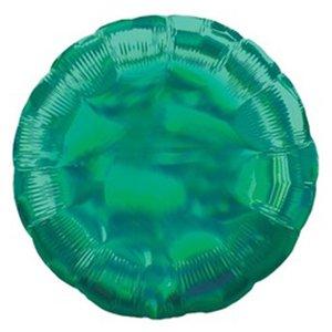 Шар круг Зелёный Перламутр
