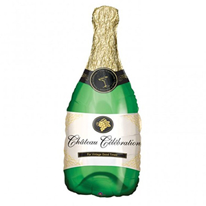 Фигура Бутылка шампанского