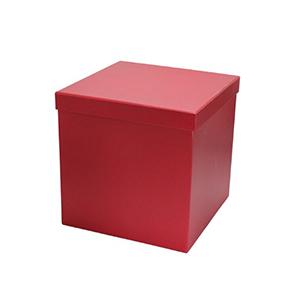 Коробка для шаров (красная) 60 80 80 см.