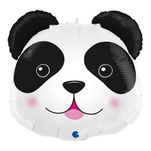 Фигура Голова Милая Панда