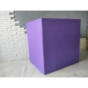 Коробка для шаров (фиолетовая) 60 80 80 см