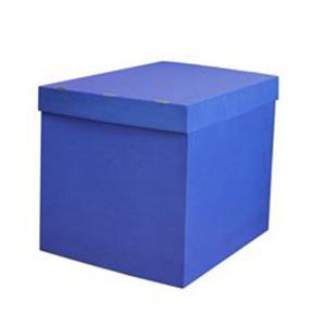 Коробка для шаров (синяя) 60 80 80 см