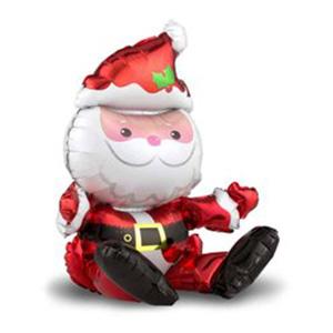 Фигура Сидячий Дед Мороз