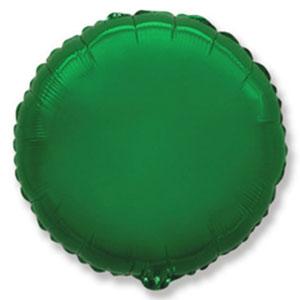 Шар круг Зеленый