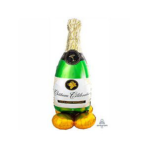 Напольная фигура Шампанское